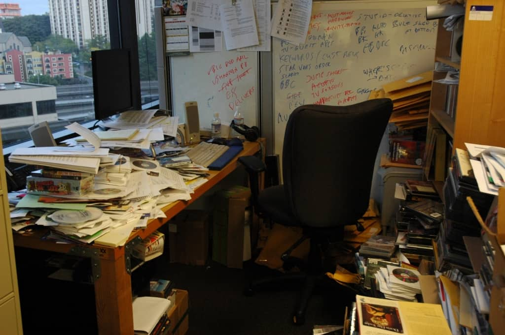 Time to tidy up you office